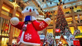 置地廣場聖誕市集 Christmas Market at Landmark
