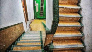 唐樓水磨石樓梯 Terrazzo Stairs of Tong Lau