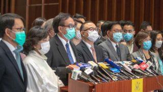 立法會沒有反對派 可令香港再次強大