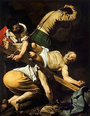 (圖1)《基督下殮》,卡拉瓦喬,1602,帆布油畫,高3米,寬2.03米,梵蒂岡畫廊。The Entombment of Christ, Caravaggio, Pinacoteca Vaticana, Rome.