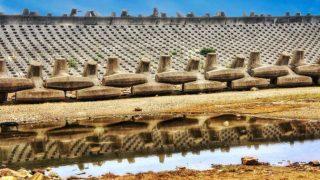 萬宜水庫東壩 High Island Reservoir East Dam