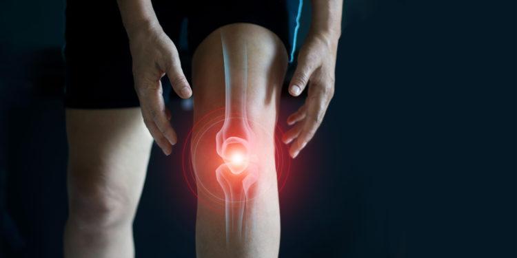 關節炎是由於我們骨關節之間的軟骨勞損過多而消失,導致骨頭相撞,產生疼痛。(Shutterstock)