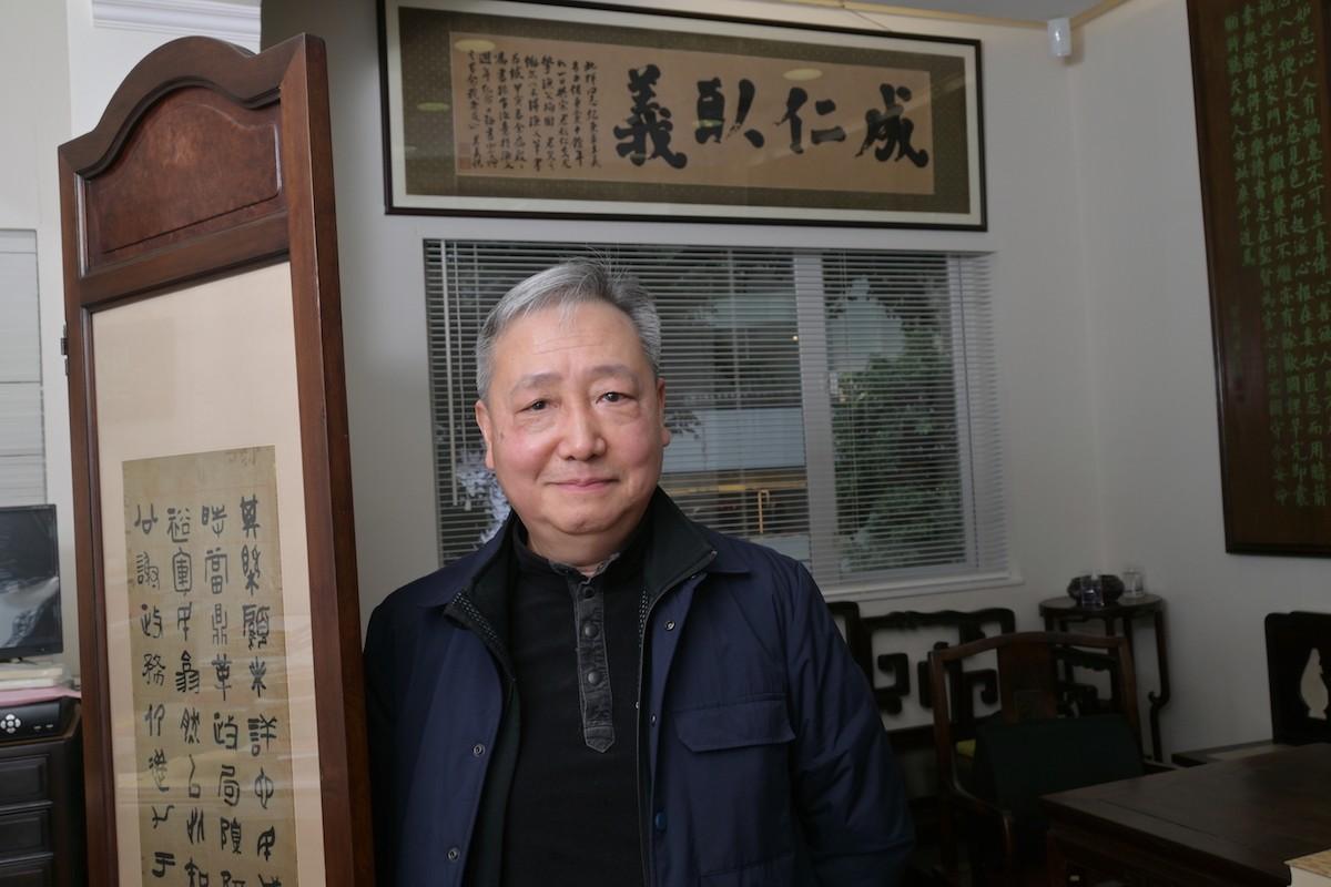 現在懸掛的是一塊陳其美寫的匾「成仁取義」,上款是宋教仁的老友北一輝。