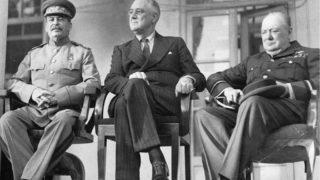 置抗戰於世界天平之上──再探德黑蘭會議