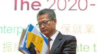 陳茂波:預計明年財政預算案出現赤字 需尋求新增長點創造收入