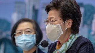香港難行全民強檢 港府須盡全力抗疫