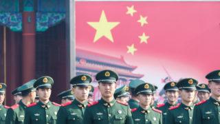 中國人愛和平只限對外
