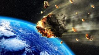 1400萬元隕石的預兆