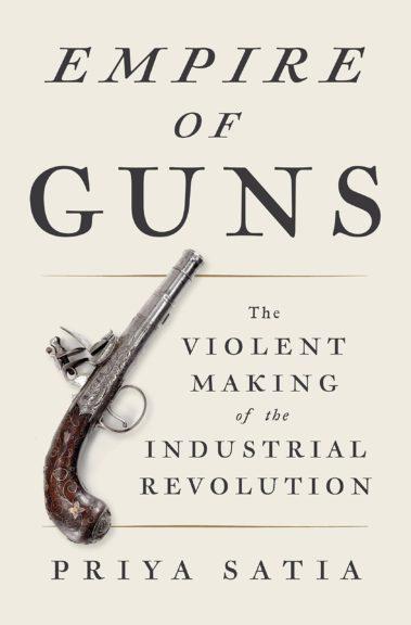 林行止「推介」史丹福大學現代英國史教授息娣婭著《武器帝國──武鬥造就工業革命》給當今北京智囊。(Amazon)