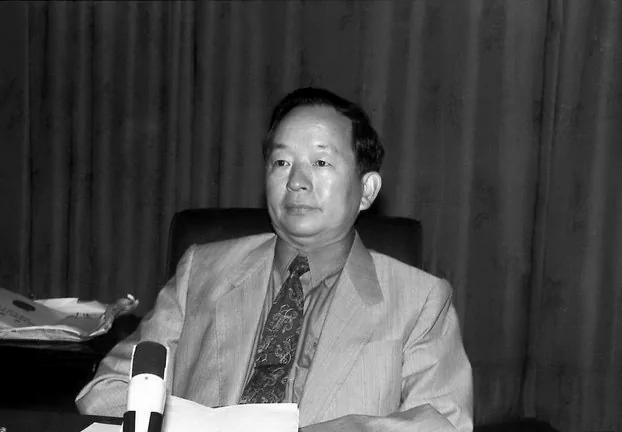 田紀雲,中共高幹中的改革派,主張持續清除「左毒」。(網絡圖片)