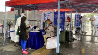 進入深圳者分流到市外隔離 預約過關每日名額2000