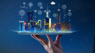 百物互聯 大數據IoT構建智慧城市