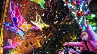宇晴細味「雪仙境」 Yu-Ching Savours Snow Wonderland