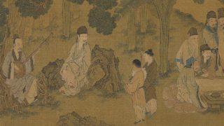 中國文人的繪畫心法和手法