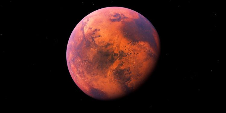近日火星非常忙碌,它正在迎接3個地球訪客。(Shutterstock)