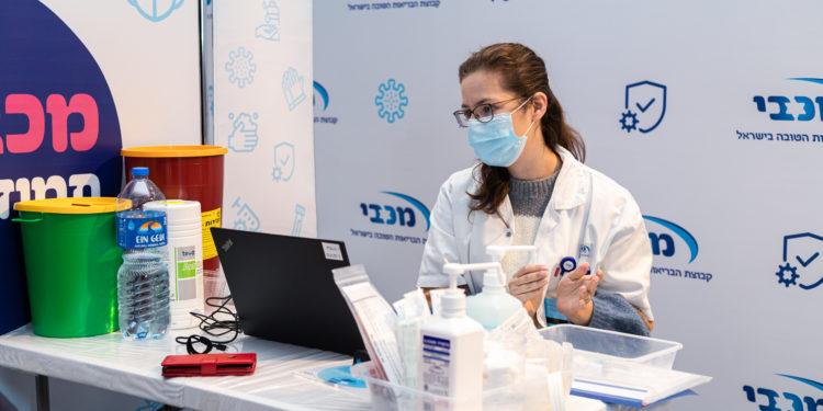 以色列已為三分一人口接種新冠肺炎疫苗。(Shutterstock)