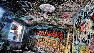Dinah 探索廢棄機槍堡 Dinah Explores Abandoned Pillbox