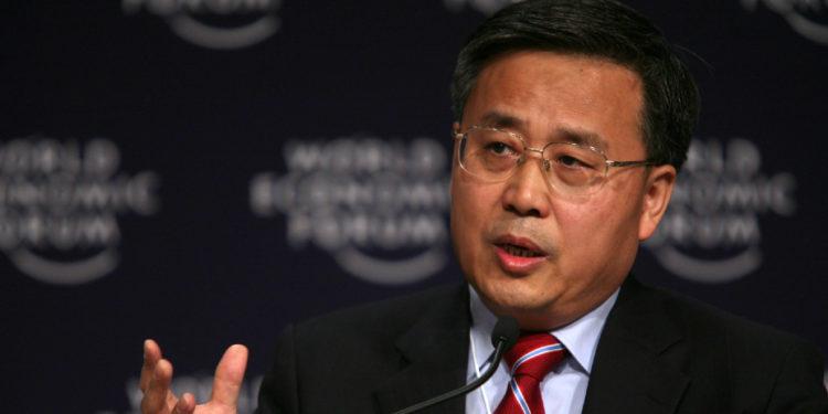 銀保監主席郭樹清日前提出泡沫論。(Wikimedia Commons)