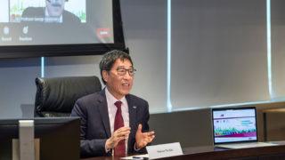 福島事故10周年   城大合辦論壇倡研核能安全