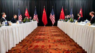 中美戰略對話針鋒相對 楊潔篪:民主不是美國說了算