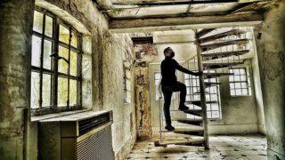 Lenny 探索廢棄十九世紀豪宅  Lenny Explores Abandoned 19th Century Mansion