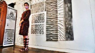 Elizabeth Briel 展示通風畫作品  Artist Elizabeth Briel Showcases her Ventilation Paintings