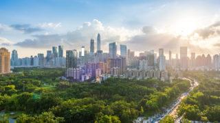 打造綠色金融世界級示範區