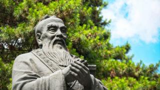 影響千年禮樂教化的教育家──孔子
