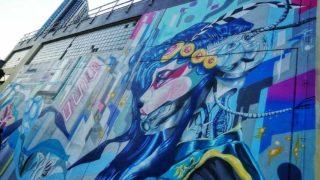 觸目深水埗街頭藝術 Striking Street Art in Shamshuipo