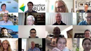 香港創新論壇探討投資科技初創企業的趨勢