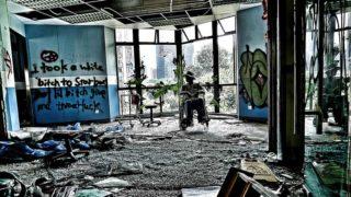探索半山廢棄醫院  Exploring Abandoned Hospital at Mid-Levels
