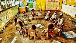 探索半山廢棄幼稚園  Exploring Abandoned Kindergarten at Mid-Levels