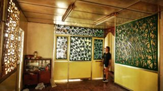 Dinah 探索廢棄公寓 Dinah Explores Abandoned Apartments