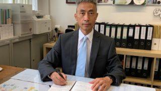 專訪羅錦城校長:流淚撒種 歡呼收割
