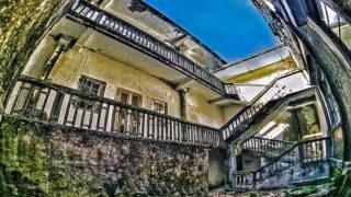 探索荒廢百年大宅 Exploring Deserted Century-old Mansion