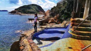 Annie 探索荒廢海旁畫家屋  Annie Explores Deserted Waterfront Artist Studio