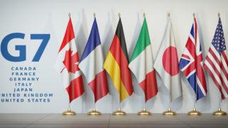 G7的過去 現在 將來:一場春夢