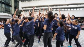大學生放眼世界  應聚焦世界和平反對戰爭