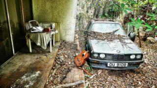 探索廢棄西式大宅及汽車  Exploring Abandoned Western Mansion with Cars
