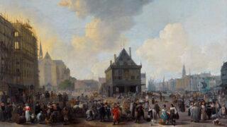 荷蘭的黃金時代:自由開創勤努力 小國竟成海上霸