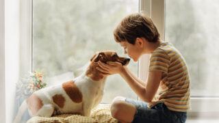 和狗狗一起長大的你……會是怎樣的?