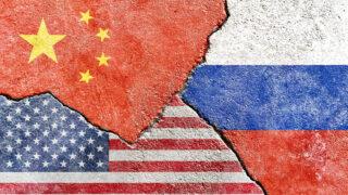 從美俄峰會看美中俄三國關係