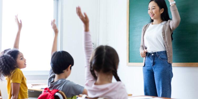 教師培訓內容五花八門、多不勝數。(Shutterstock)