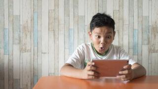 電子產品對孩子專注力的影響