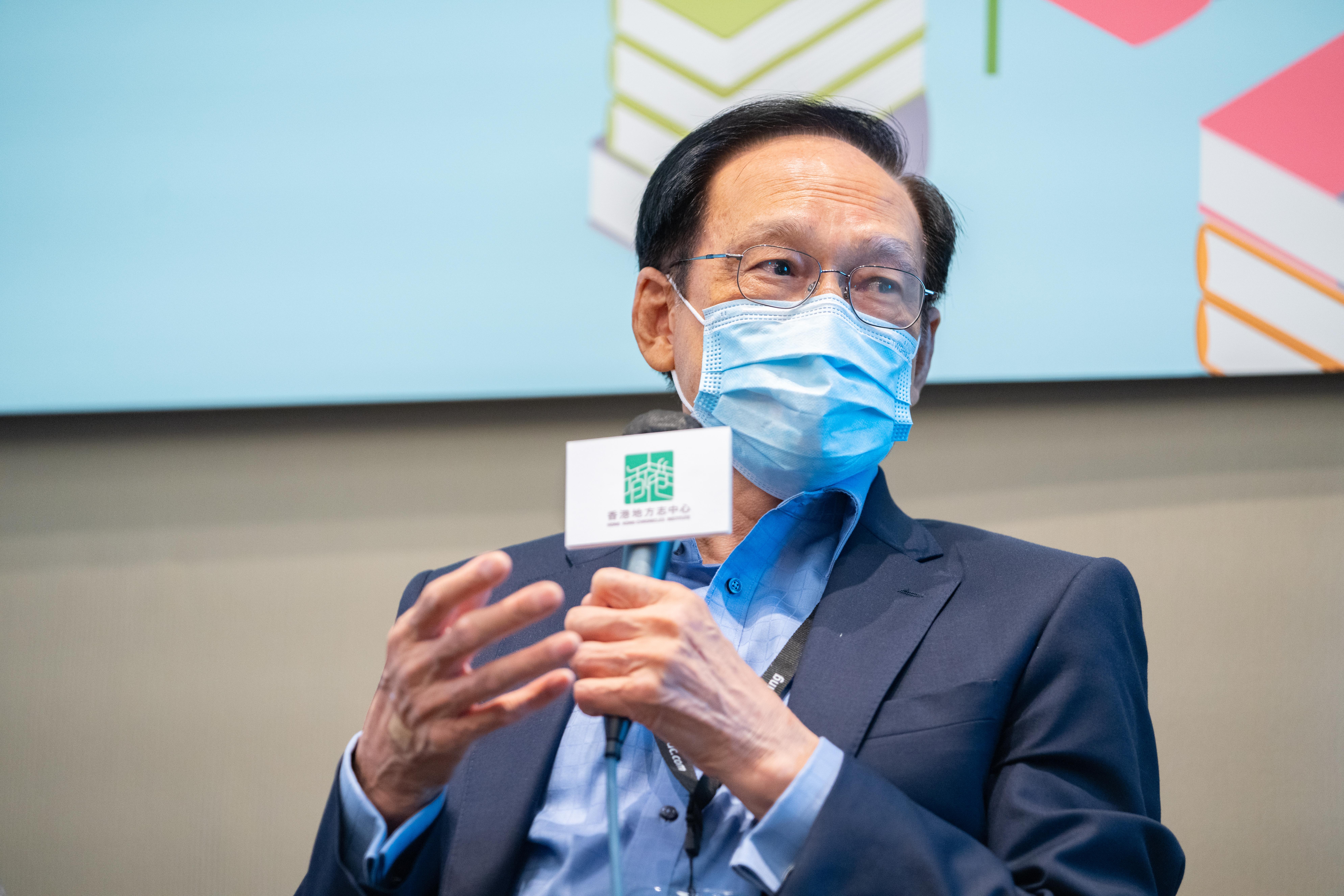 《香港參與國家改革開放》專志的主編之一陳坤耀教授表示,專志是香港首本完整及翔實記錄香港人參與國家改革開放的志書。