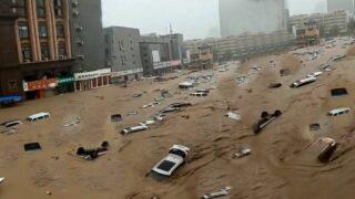 鄭州特大暴雨的氣象背景