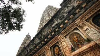 在印度,有沒有遇見佛陀?
