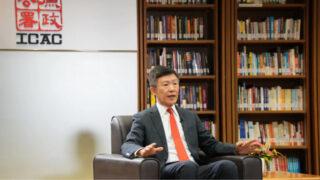 廉政專員白韞六專訪:「抹黑」對廉署不公 誓確保選舉廉潔公正