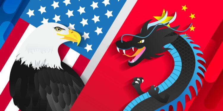 如果中國沒有反制裁,美國只會愈來愈多制裁。(Shutterstock)