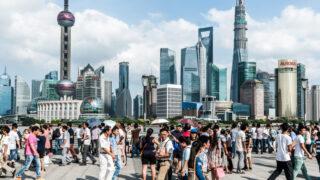 中國共同富裕的宏願